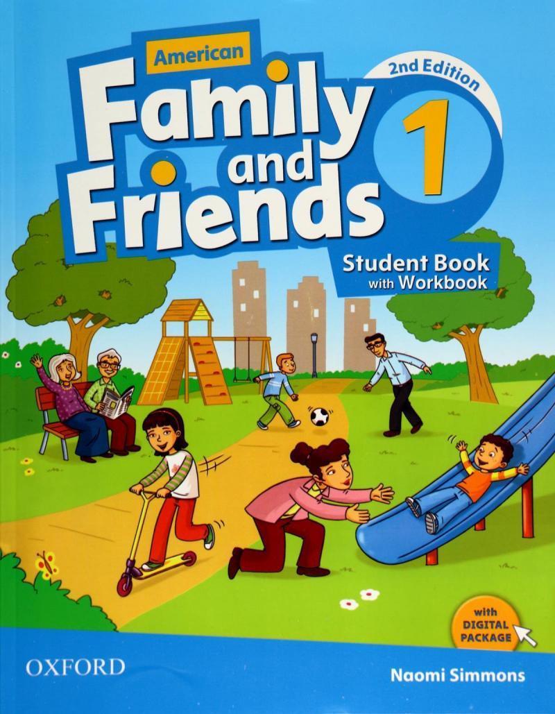 کتاب فمیلی اند فرندز 1 | Family and Friends 1