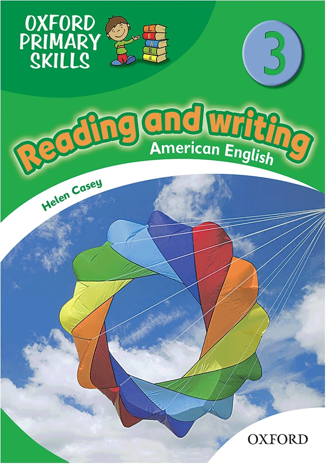 American Oxford Primary Skills 3 Reading and Writing